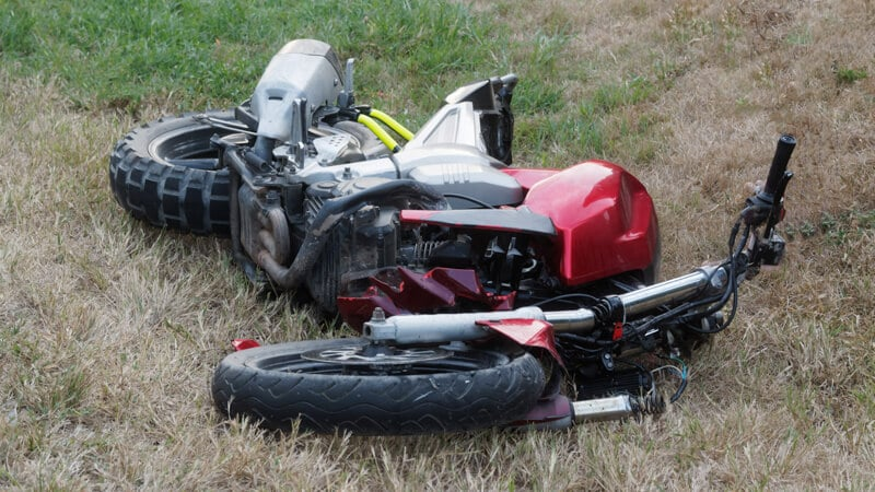 Motorbike Accident | Article | McKay Law