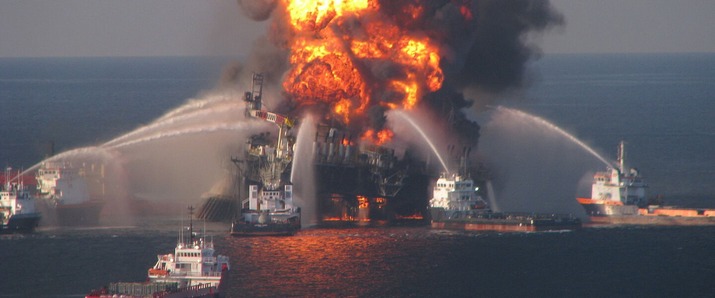 Oil Rig Accident & Explosion Lawyers | McKay Law