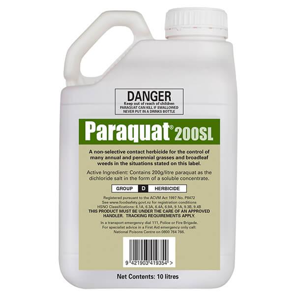 Herbicida paraquat Parkinson