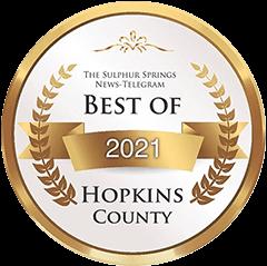 Best of 2021 Hopkins County | The Sulphur Springs News-Telegram | McKay Law