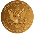 US District Court Northern District of Texas | Medallions | McKay Law