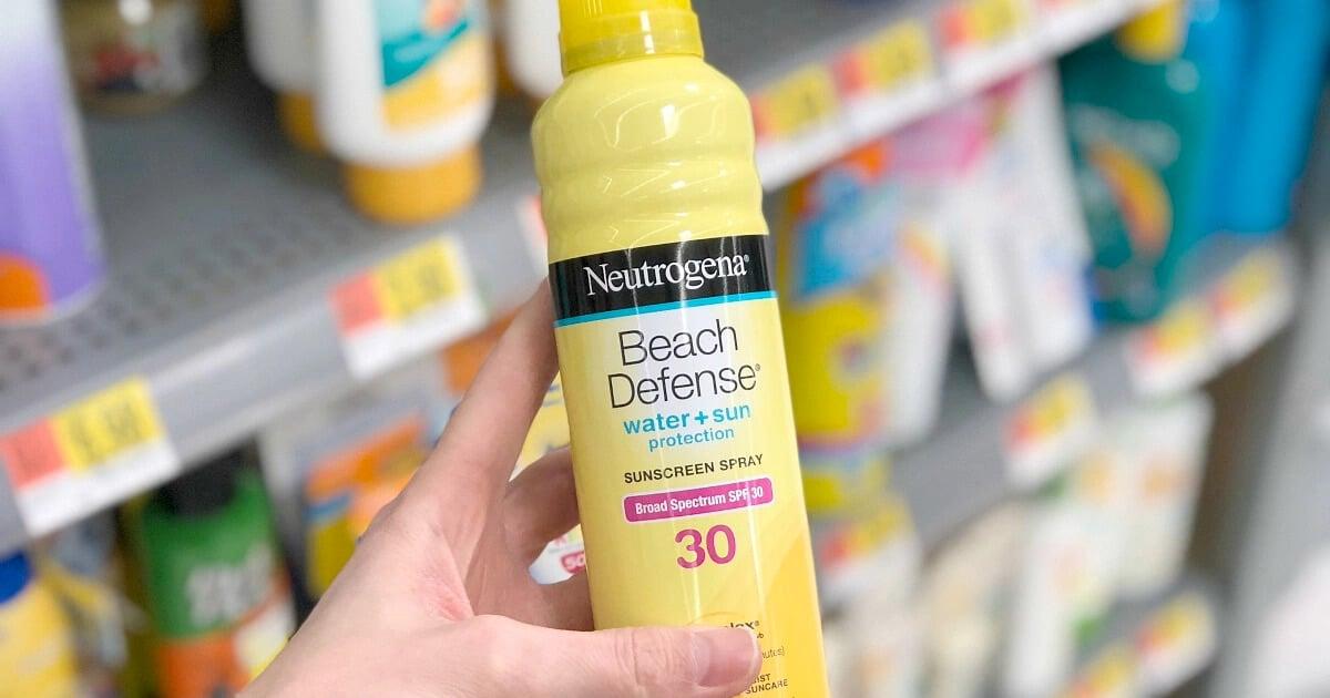 Valisure found carcinogen in Neutrogena sunscreen | McKay Law